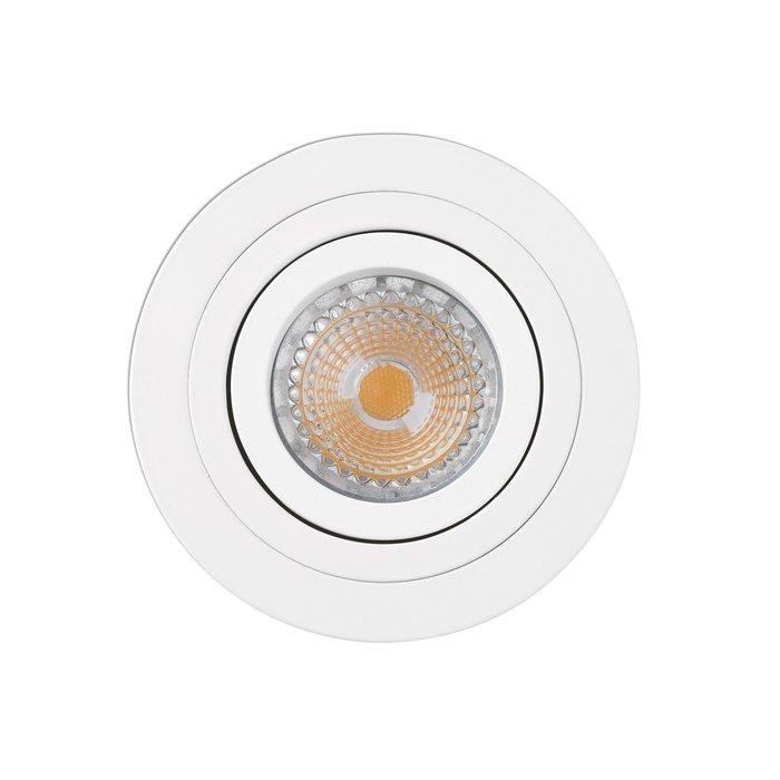 Встраиваемый светильник Radon R из алюминия