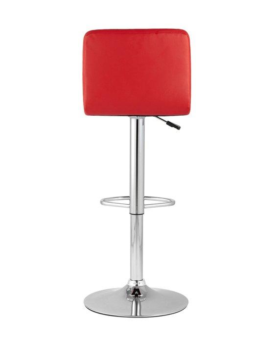 Стул барный Малави Lite красного цвета