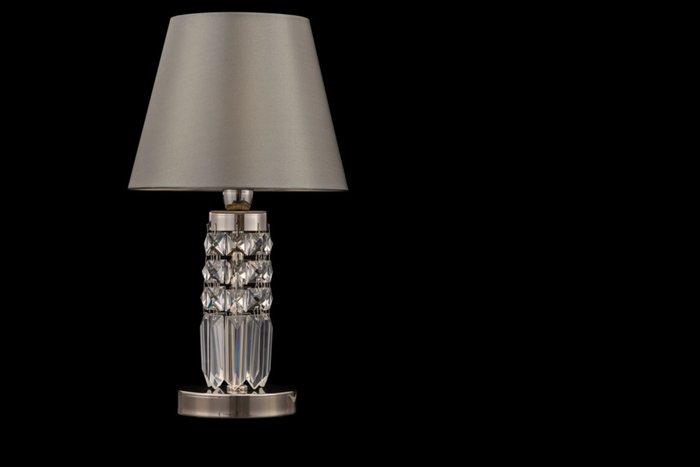 Настольная лампа Krona с металлическим основанием