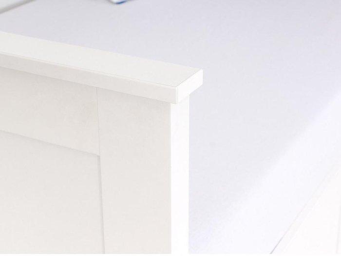 Кровать-кушетка Reina 80х200 белого цвета