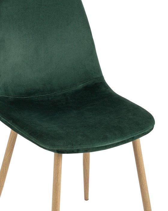 Стул Валенсия темно-зеленого цвета
