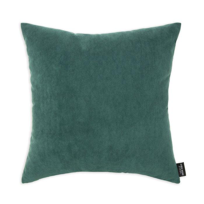 Декоративная подушка Ultra forest зеленого цвета