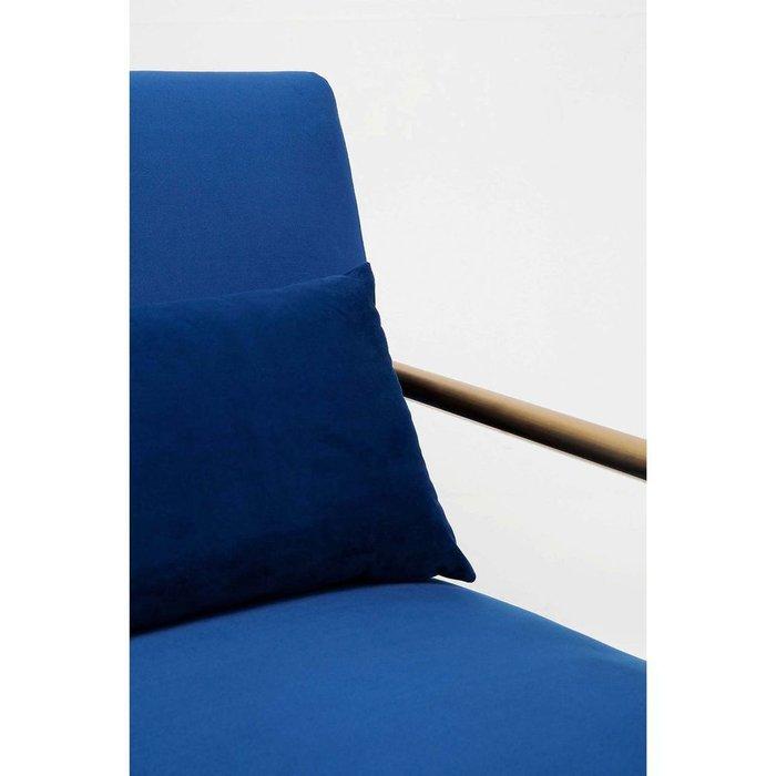 Кресло Vegas синего цвета