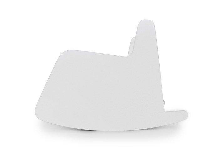 кресло-качалка Hiya белое Spot On Square