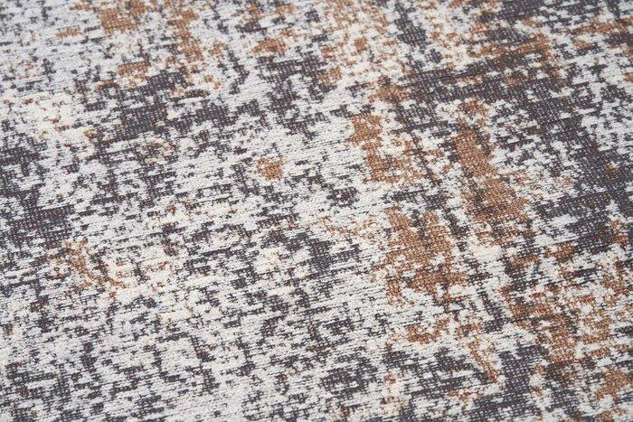 Ковер Rustic Beige 160х230 серо-бежевого цвета