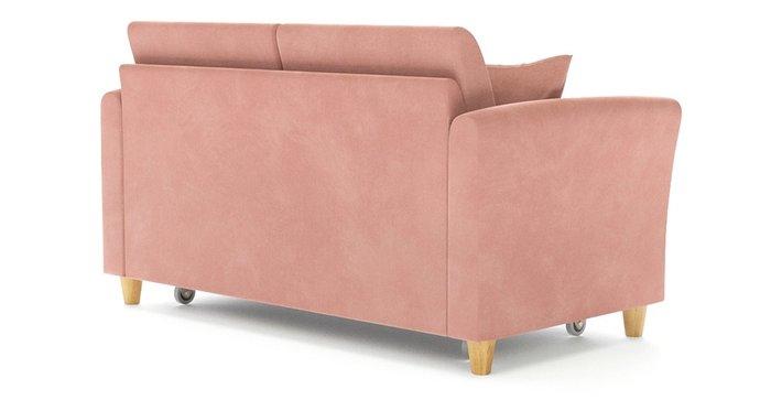 Диван-кровать Катарина розового цвета