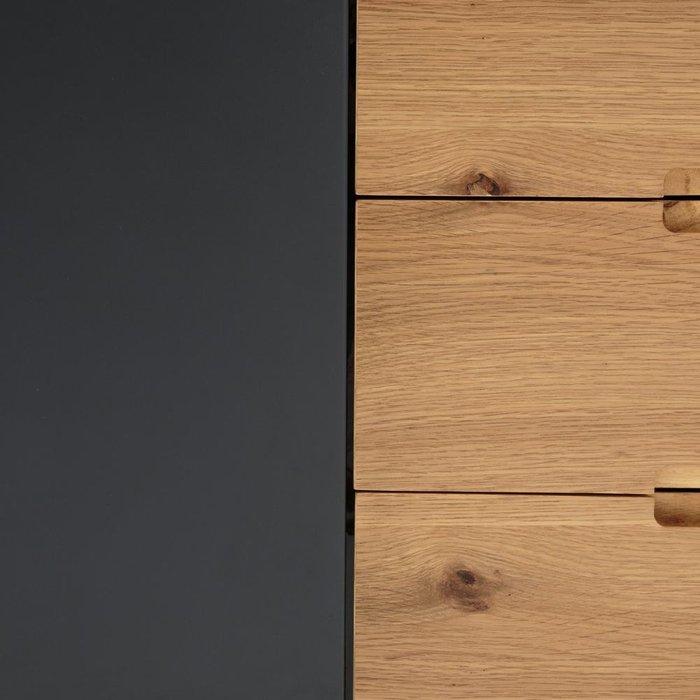 Комод Lorа с тремя дверцами