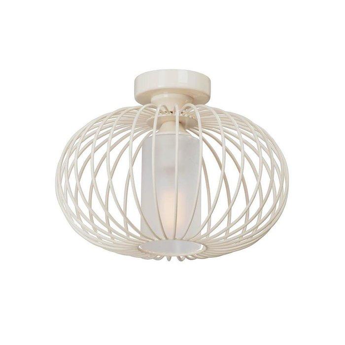 Потолочный светильник Olivera бежевого цвета