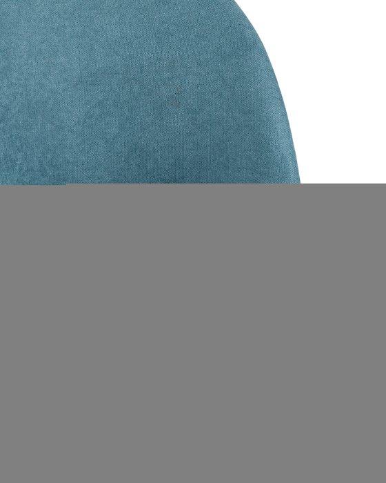 Стул Лион бирюзового цвета