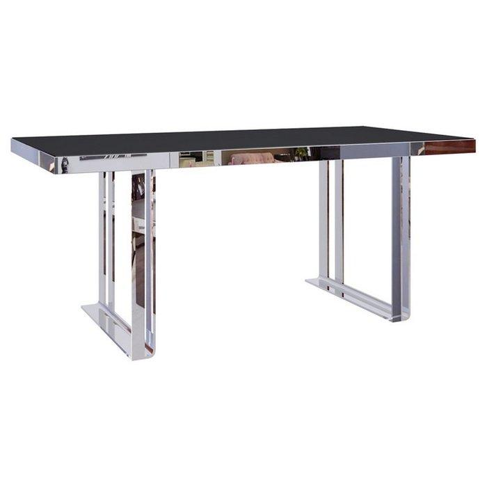 Обеденный стол Exclusive на металлических ножках