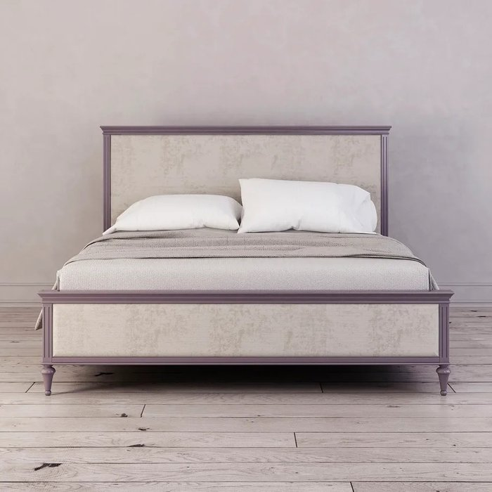 Кровать с мягким изголовьем Riverdi 180х200
