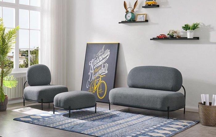 Диван Sofa серого цвета