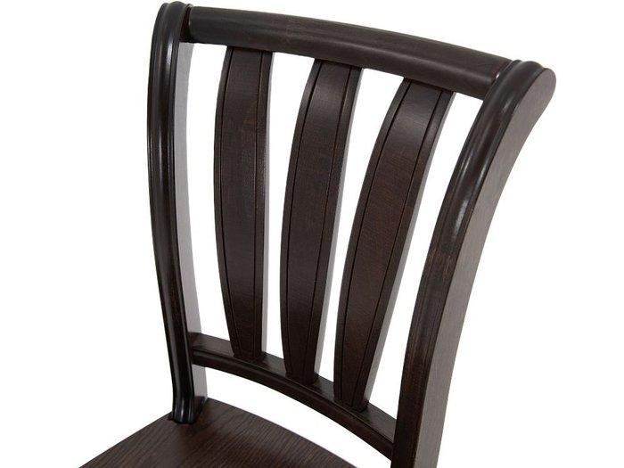 Стул Кабриоль темно-коричневого цвета