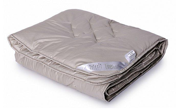 Одеяло Linen Air 140x205 с чехлом из сатина