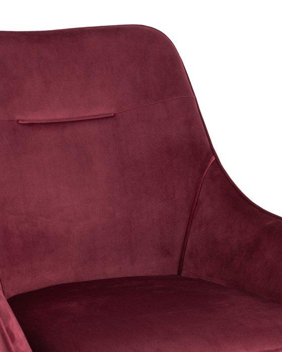 Стул Диана бордового цвета