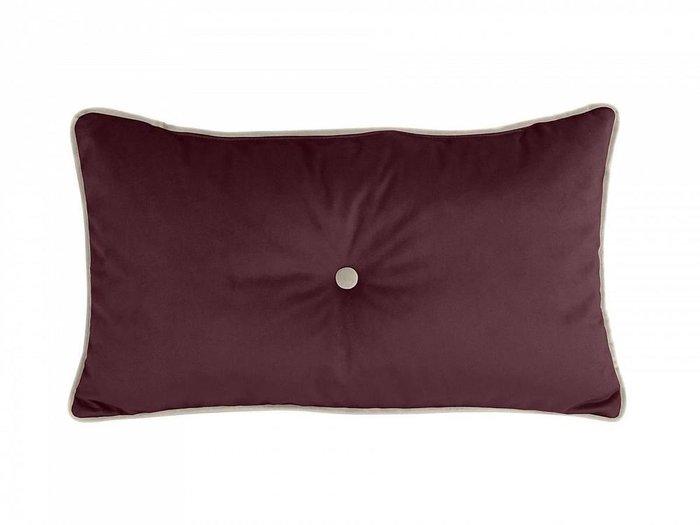 Подушка декоративная Pretty фиолетового цвета