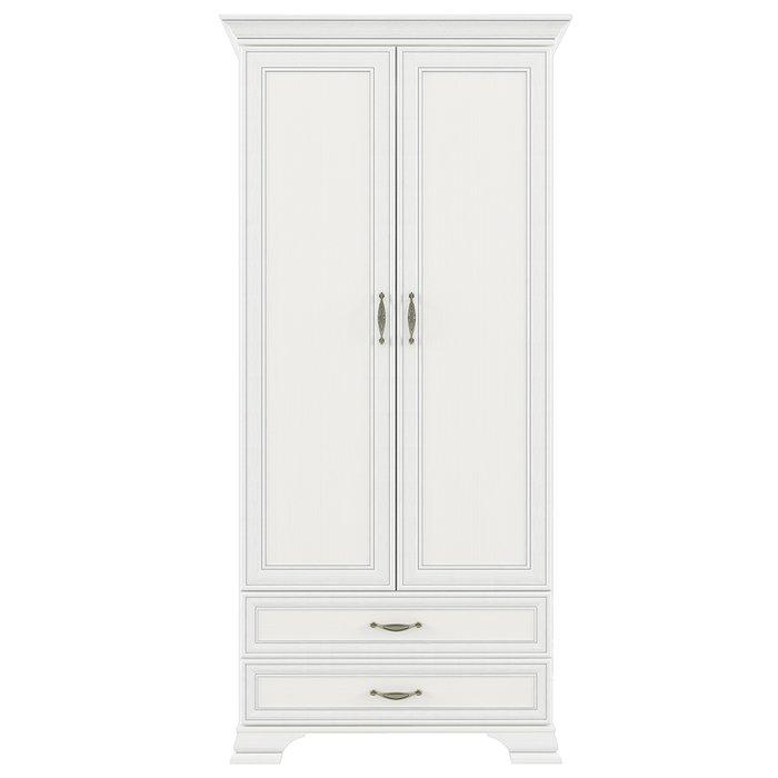 Шкаф Tiffany кремового цвета