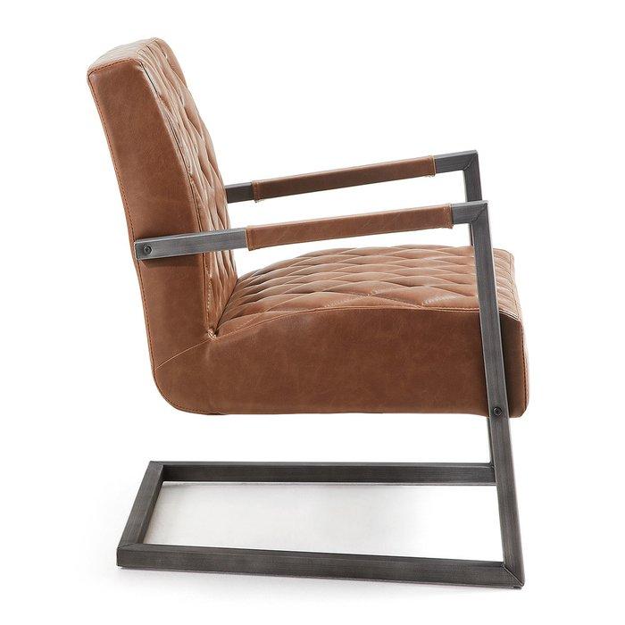 Кресло Julia Grup TRAIL коричневого цвета