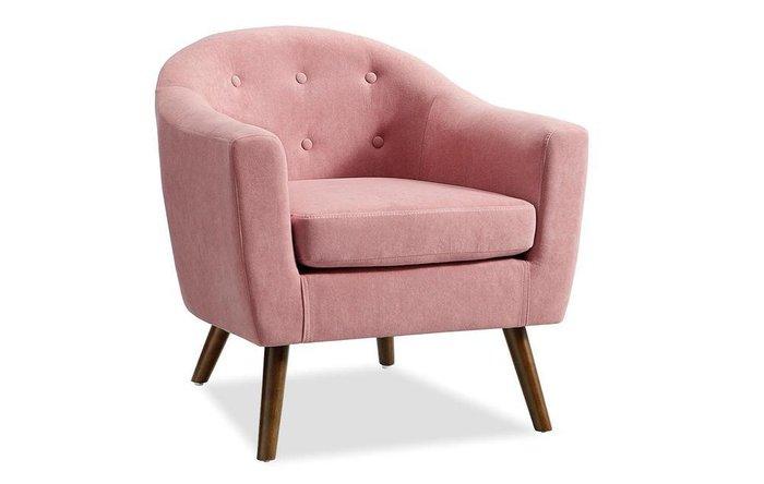 Кресло Florence кораллового цвета
