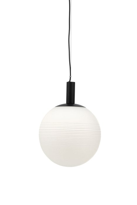 Подвесной светильник Perlas белого цвета