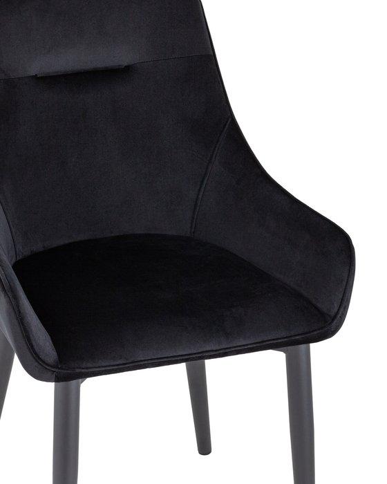Стул Диана черного цвета