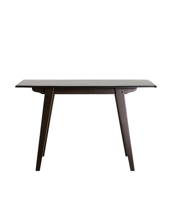 Стол обеденный Gudi темно-коричневого цвета