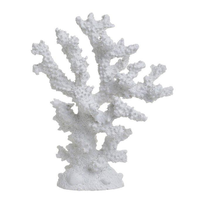 Декор настольный Sea белого цвета