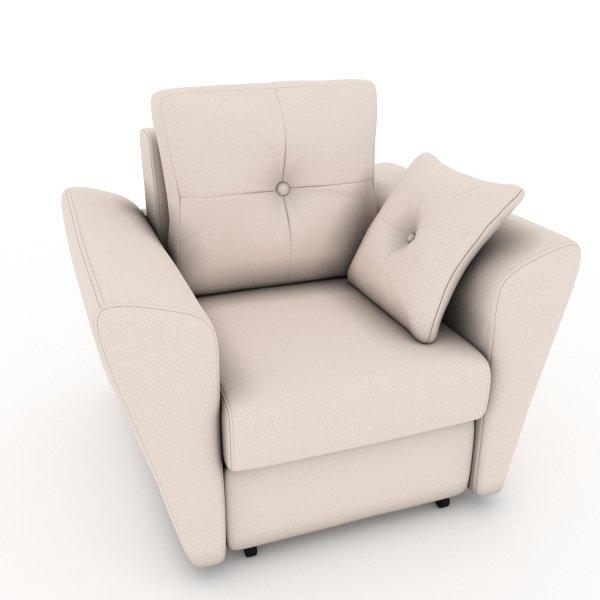 Кресло-кровать Neapol бежевого цвета
