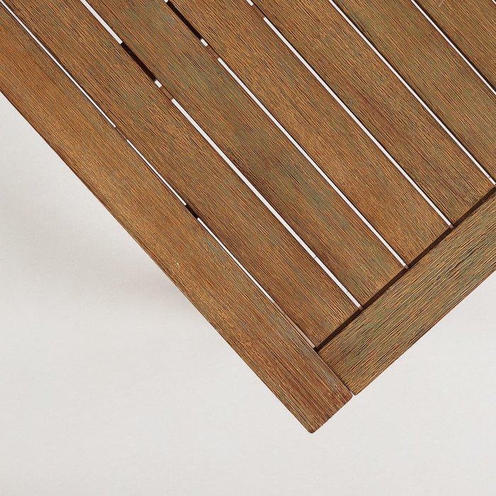 Стол Cybille из массива дерева эвкалипт