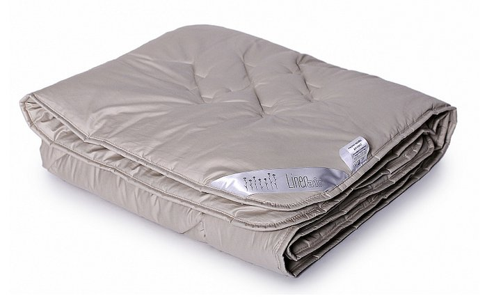 Одеяло Linen Air 200x220 с чехлом из сатина