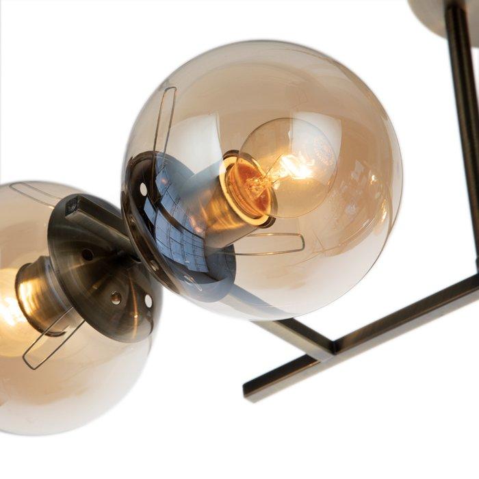 Потолочный светильник бронзового цвета