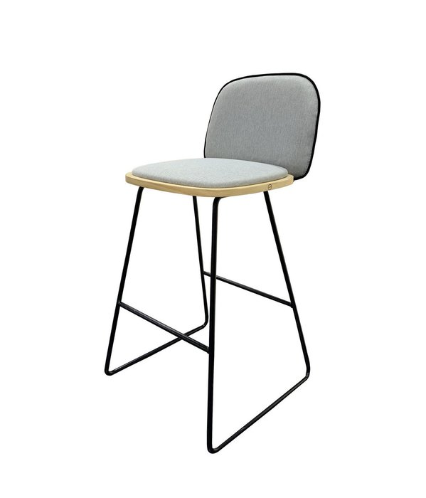 Барный стул Ton ясень