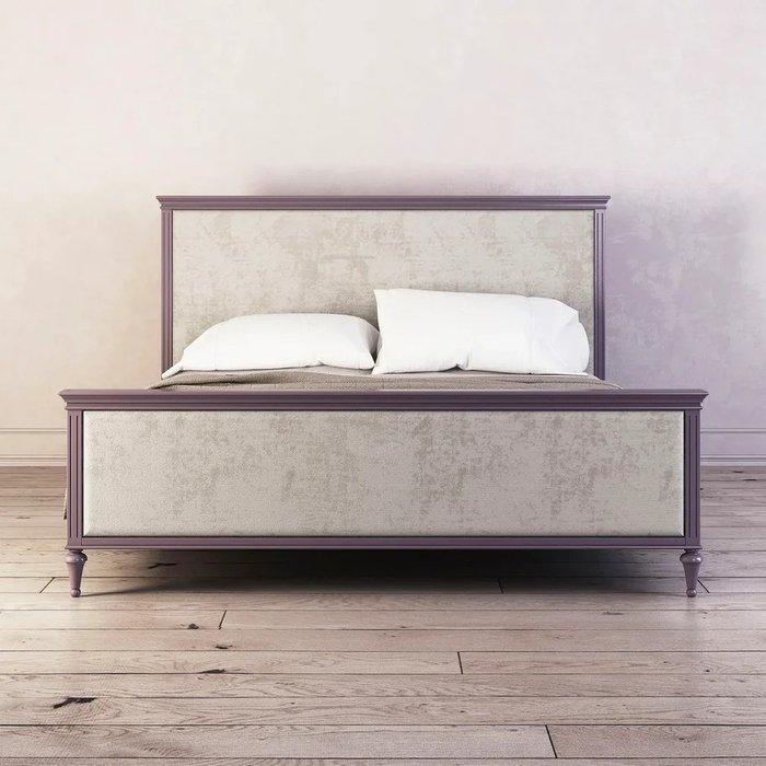 Кровать Riverdi с мягким изголовьем 180*200