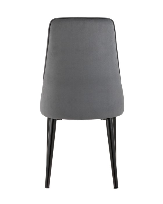 Стул Ларго тёмно-серого цвета