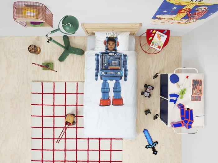 Комплект постельного белья Робот 150х200