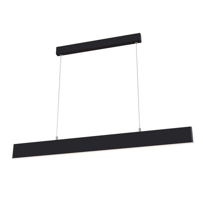 Подвесной светильник Step черного цвета