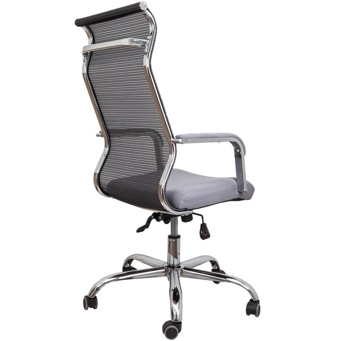 Компьютерное кресло Grid B серого цвета