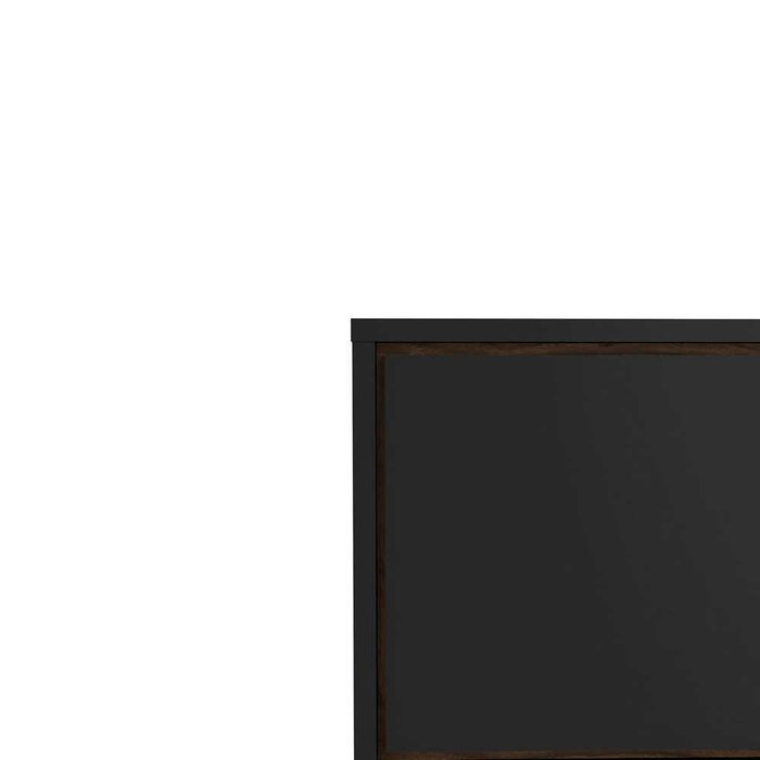 Тумба под телевизор RY Рай черного цвета