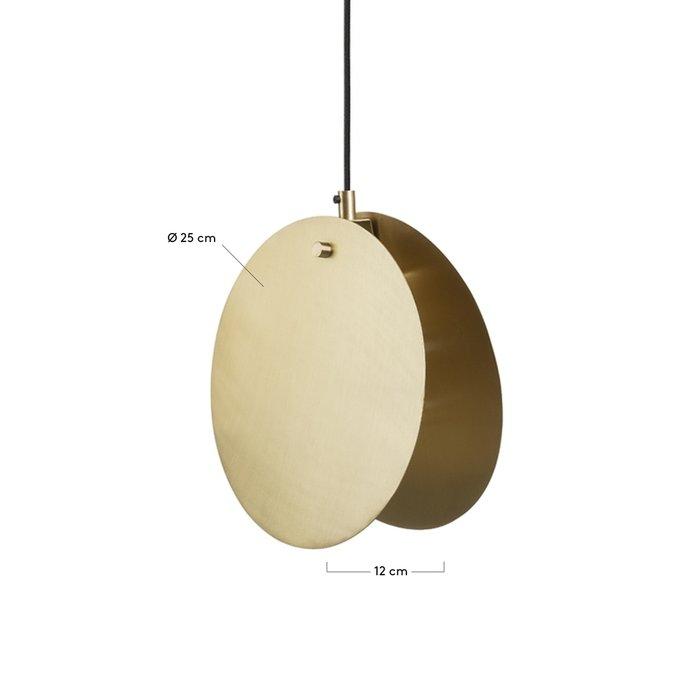 Подвесной светильник Bethen в латунной отделке
