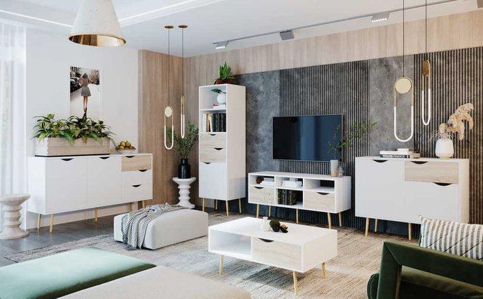 Тумба под телевизор Oslo с ящиками