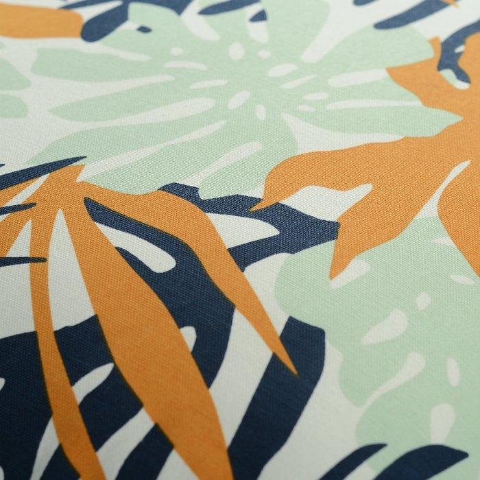 Чехол для подушки Wild с дизайнерским принтом Leaves