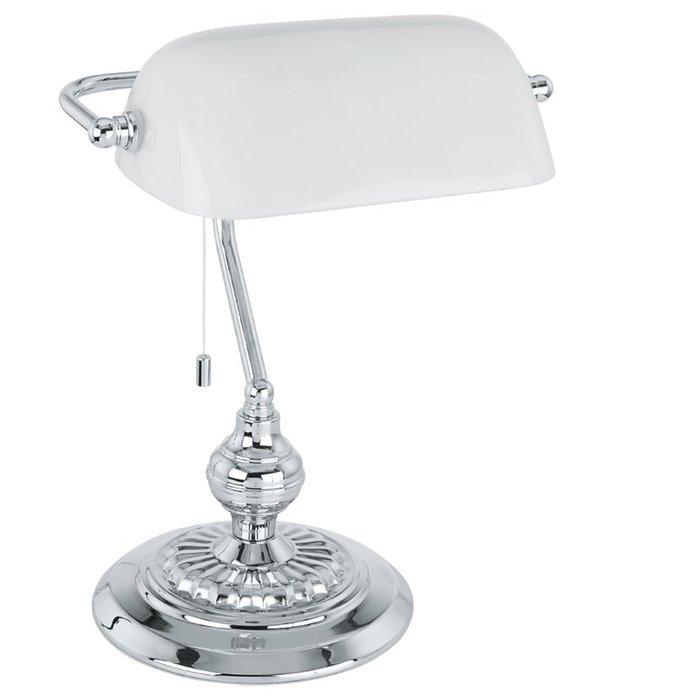 Настольная лампа Eglo Banker