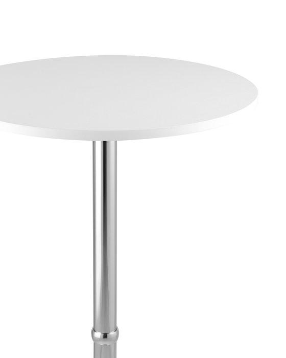 Барный стол Мохито с белой столешницей