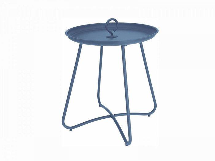 Столик сервировочный Matt Navy синего цвета