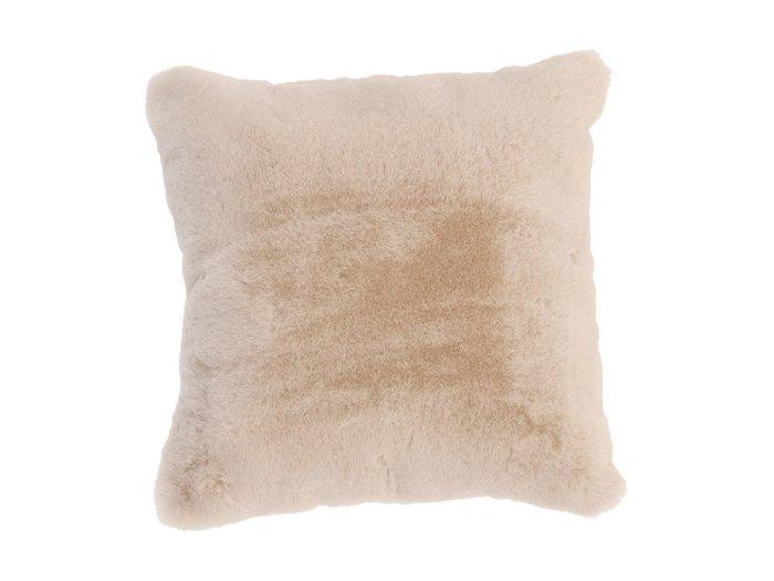 Декоративная подушка Sweet Story бежевого цвета