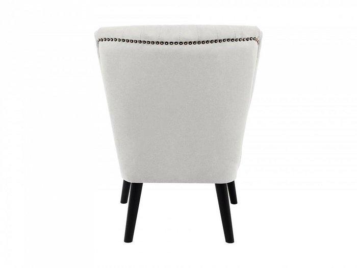 Кресло Barbara белого цвета