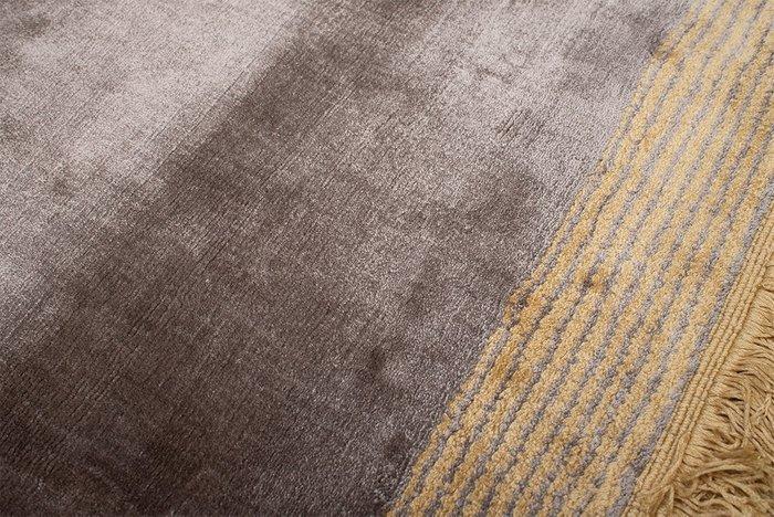 Ковер Horizon серо-коричневого цвета 160х230