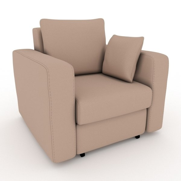 Кресло-кровать Liverpool бежевого цвета