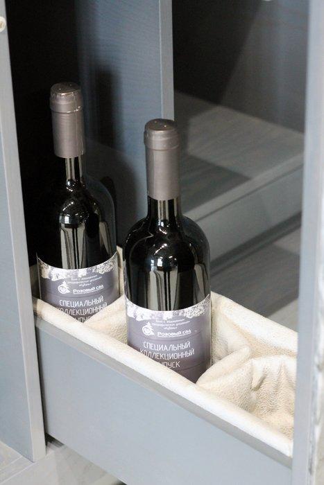 Винный шкаф Toffee цвета Селена