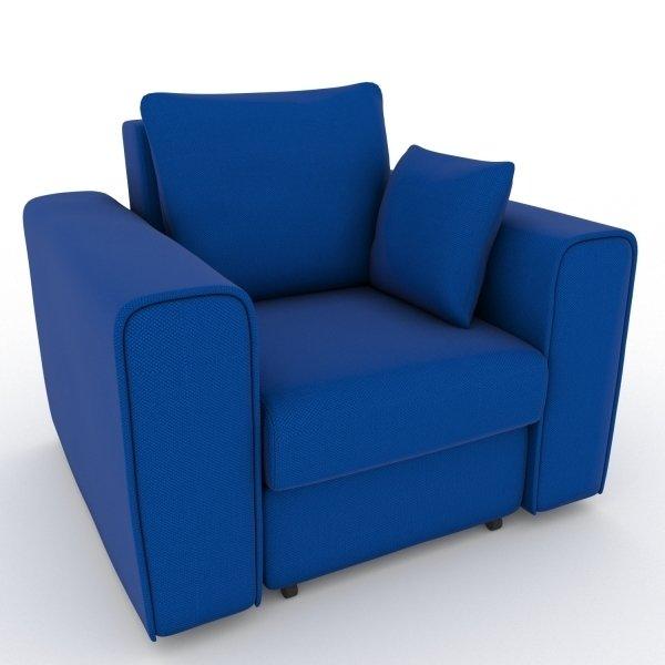Кресло-кровать Giverny синего цвета